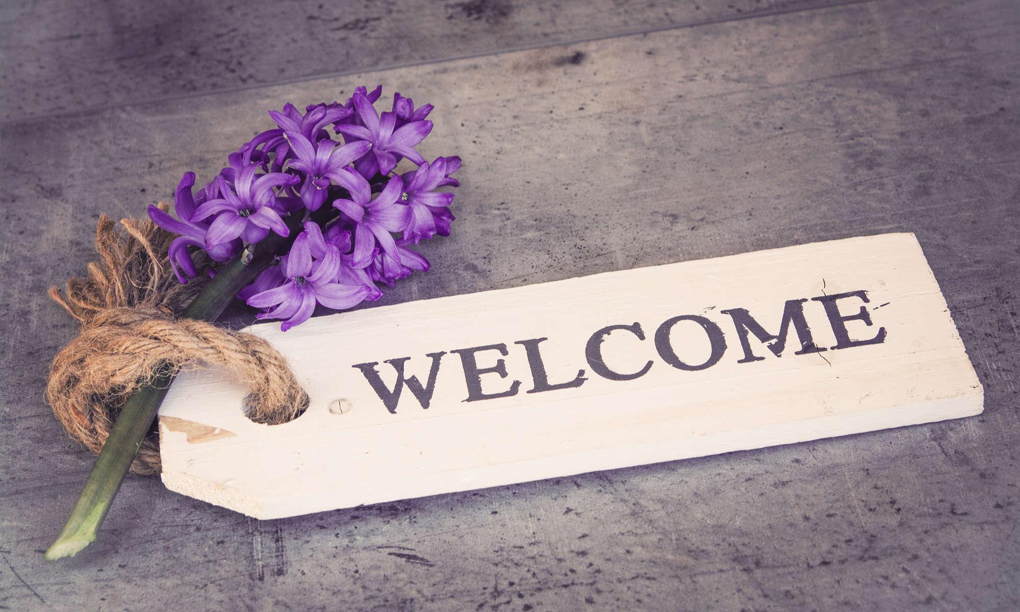 Herzlich Willkommen. Wir freuen uns auf Sie