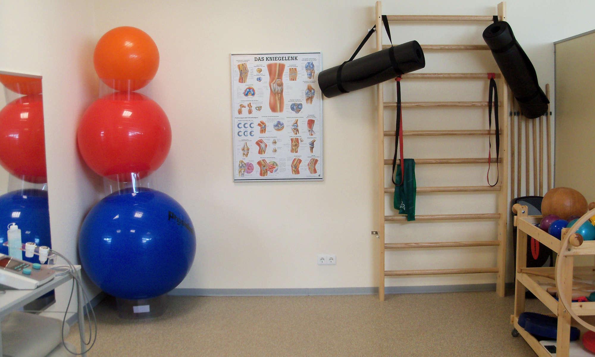 Herzlich Willkommen bei Ihrer Praxis Physikalische Therapie Munsch im Nette-Center Weißenthurm